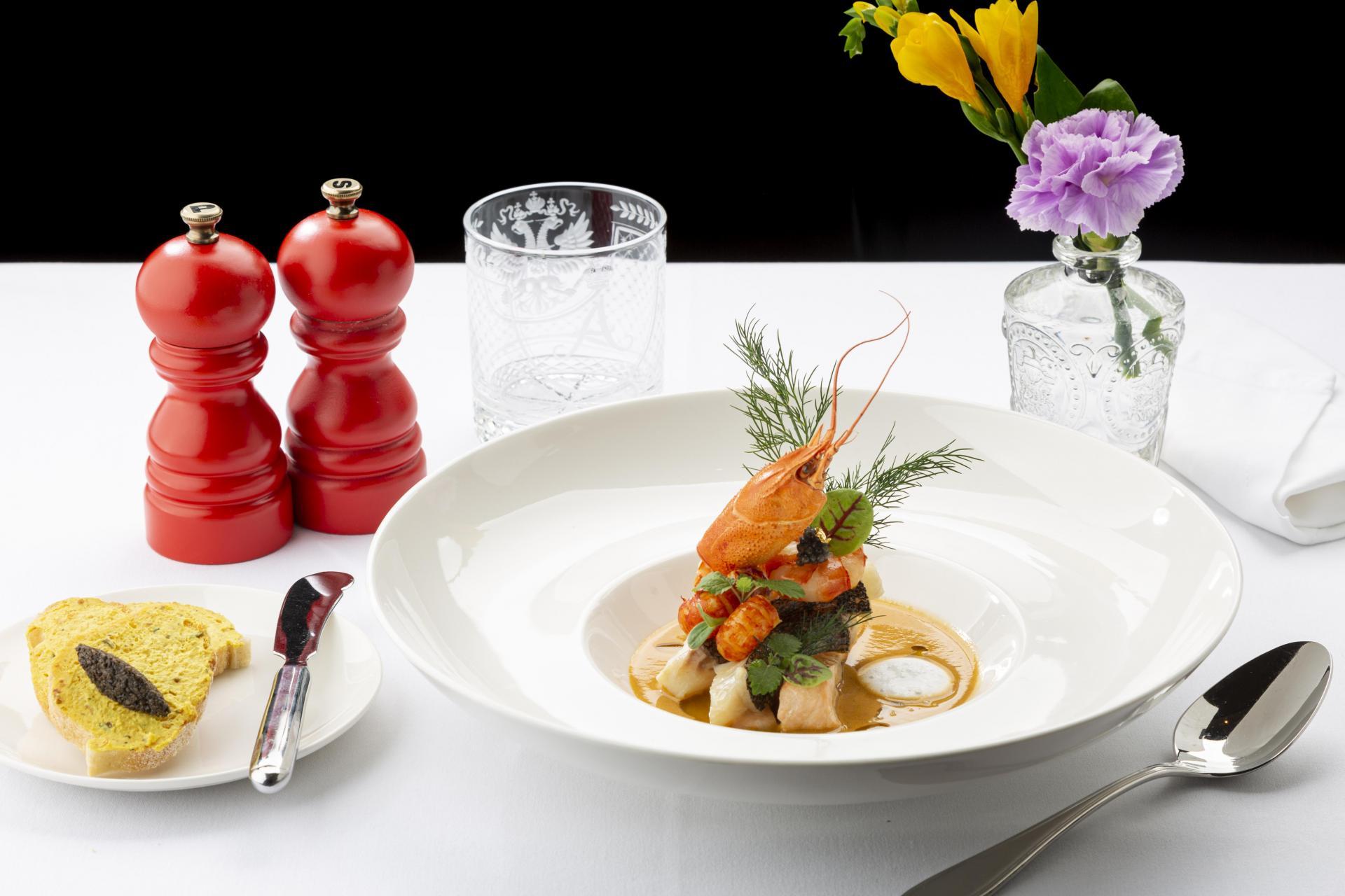 Chef de Cuisine bei Hotel Astoria in Sankt Petersburg ...