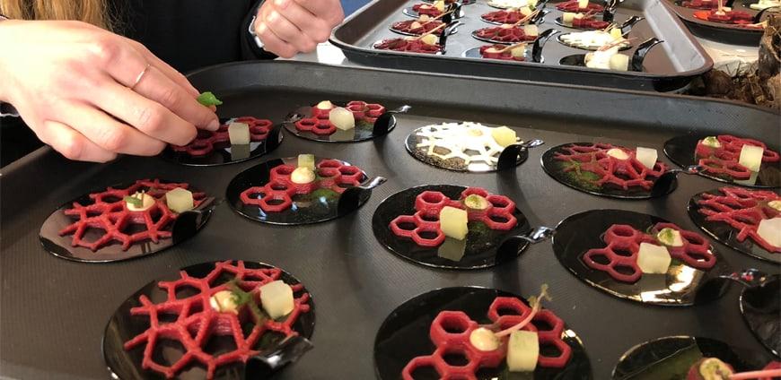 3D-Food-Slider