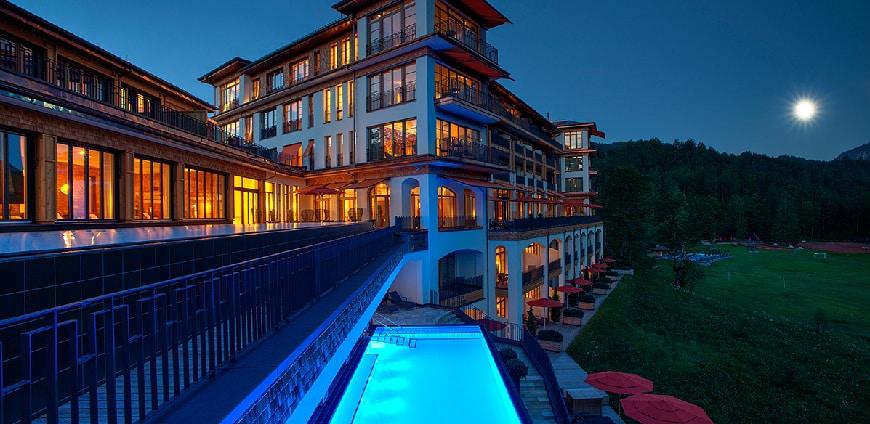 Elmau-hotel