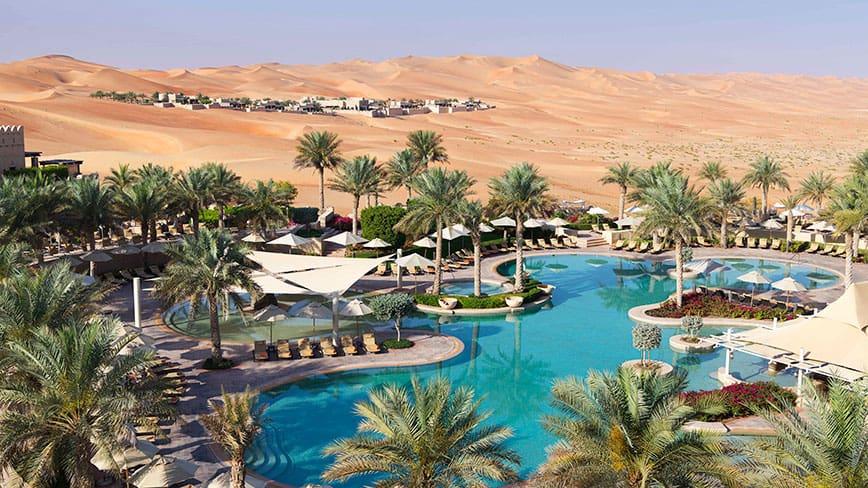 Qasr-Al-Sarab-Desert Oase