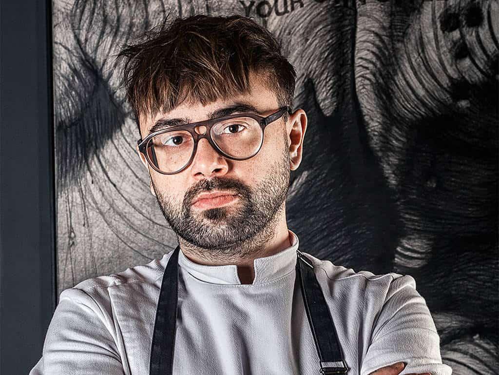 Evgeny Vikentev, Restaurant Cell Berlin