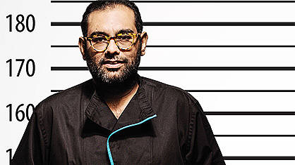 Gaggan Anand Rolling Pin Guide Michelin