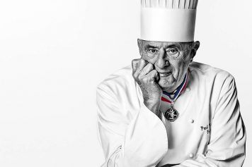 Paul Bocuse Collonge dritter Stern