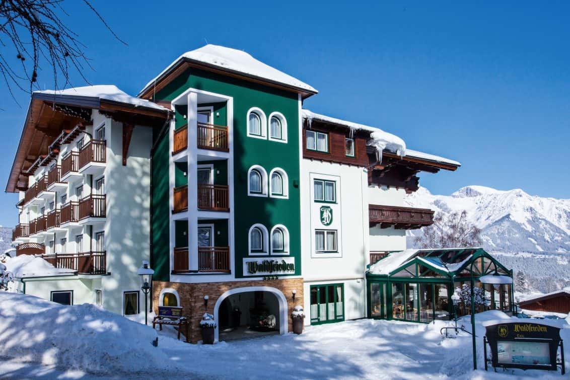 Hotel Waldfrieden, Region Schladming-Dachstein, Jobs
