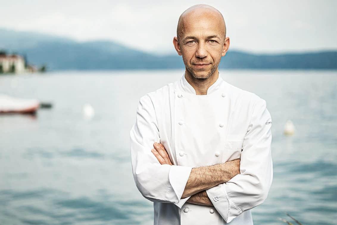Riccardo Camanini, Restaurant Lido 84, Gardasee