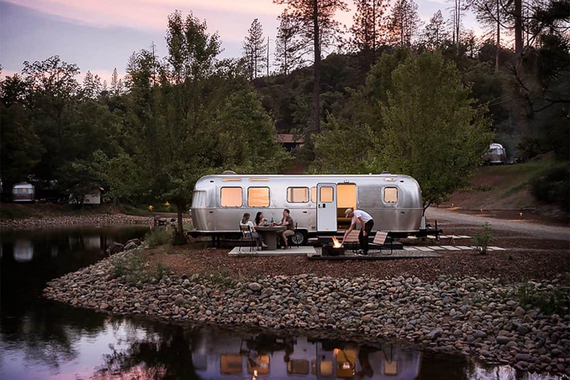 Autocamp, Kalifornien
