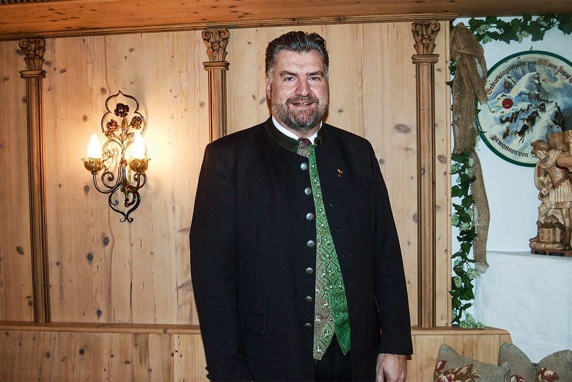 Mario Karpf, Hotel Post Ischgl