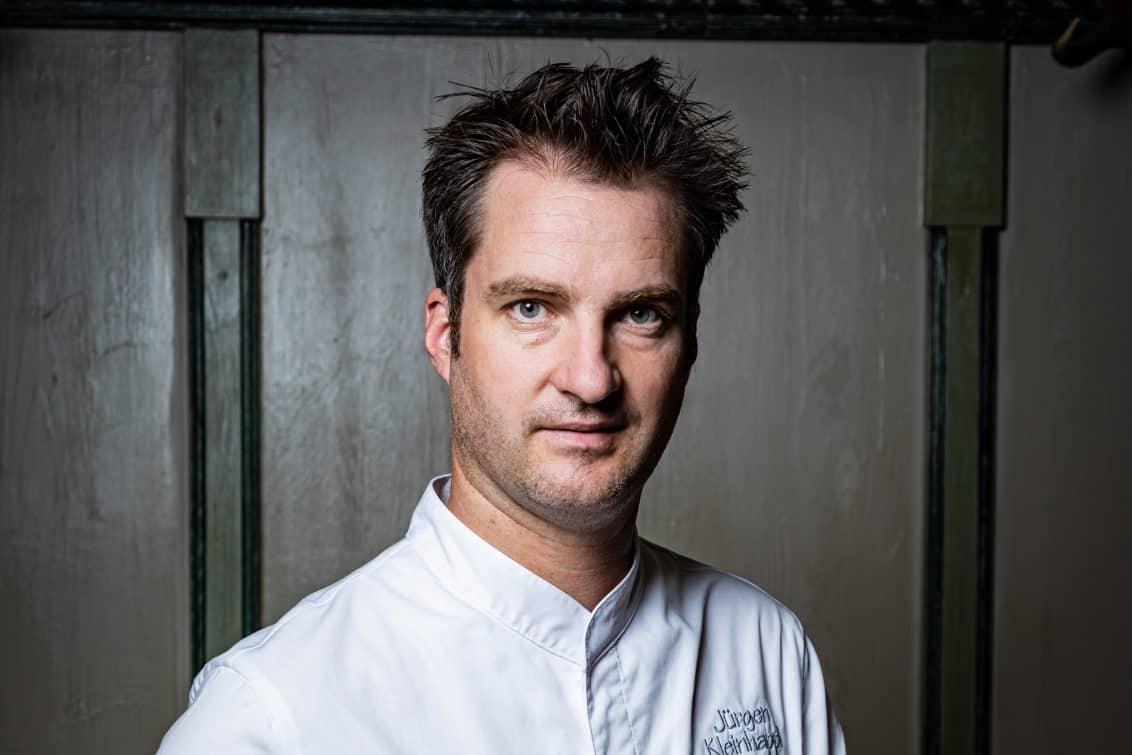 Jürgen Kleinhappl, Schwarzer Adler, Kitzbühel, Restaurant Neuwirt