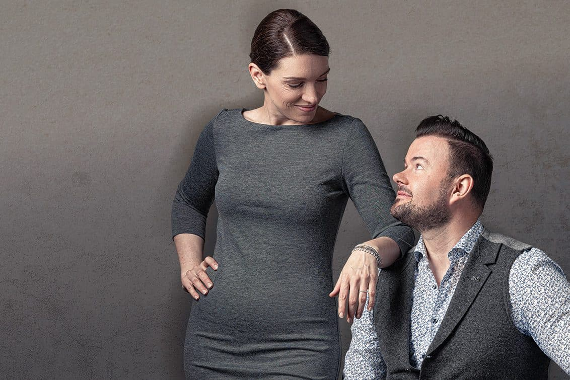 Eveline Wild und Stefan Eder, Der Wilde Eder