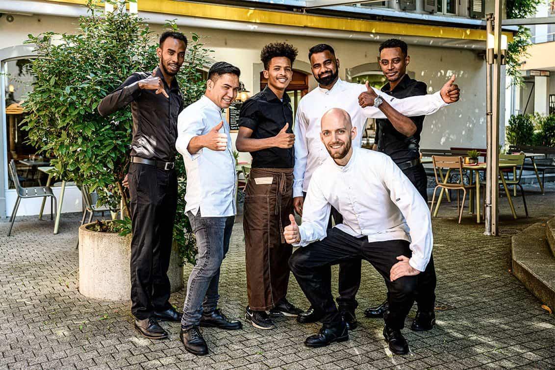 Restaurant Schützenmatt, Gault Millau