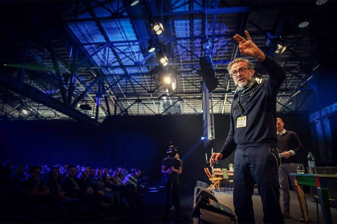 CHEFDAYS Germany 2019, Massimo Bottura