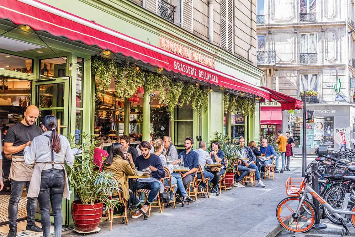 Brasserie Bellanger, Paris