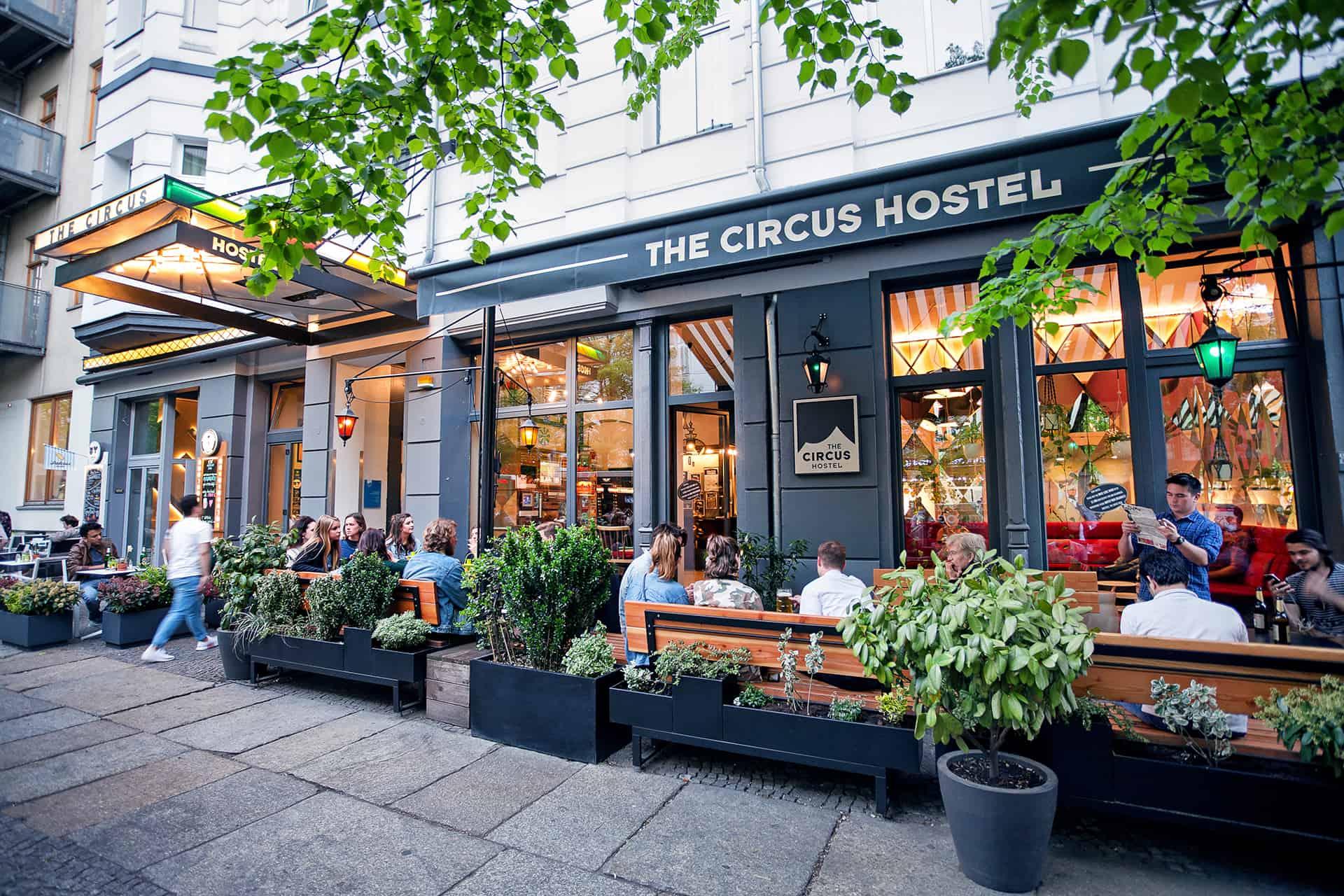 The Circus, Berlin