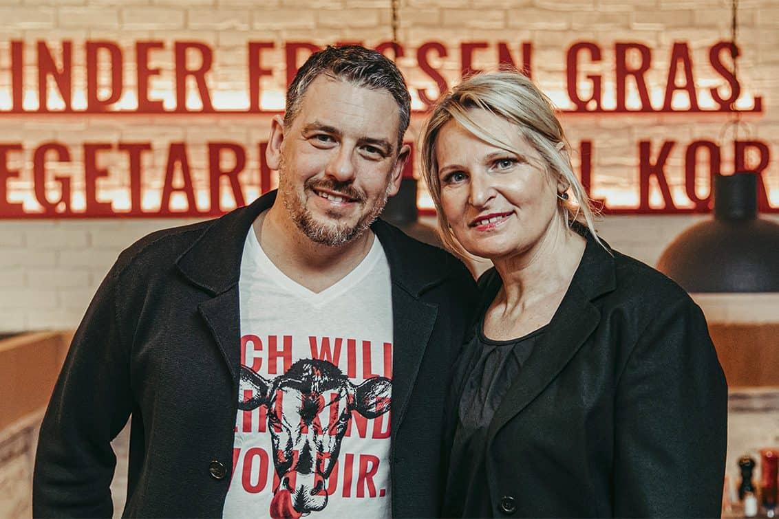 Robert und Gabriele Huth