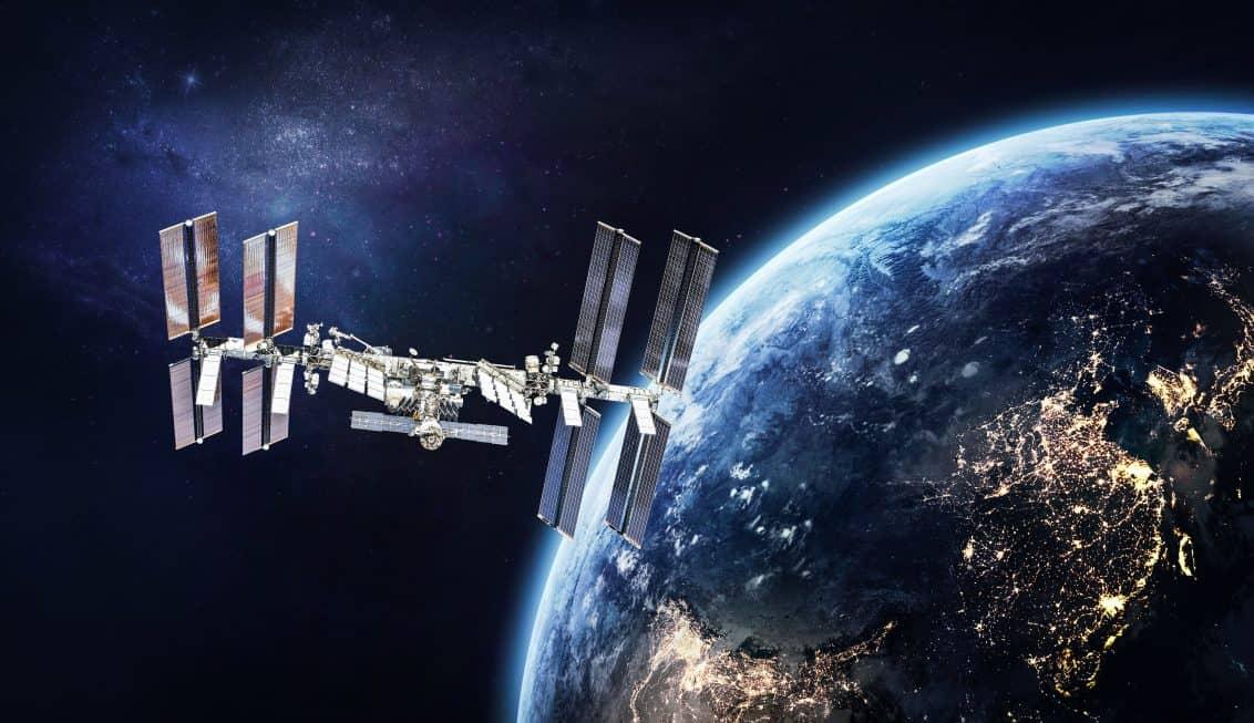 NASA, ISS, Weltraumhotel, Raumstation
