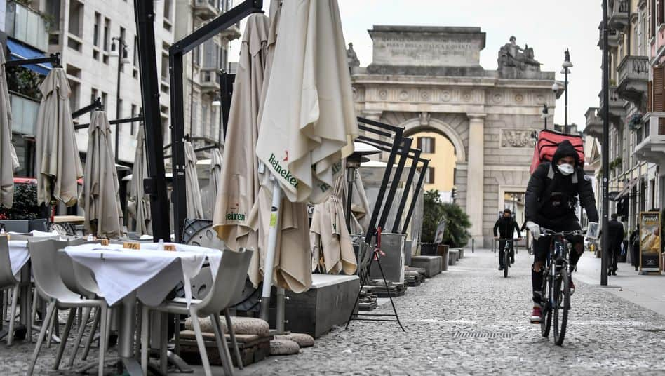 Italien Phase 2 Rolling Pin News Gastr-Liveticker
