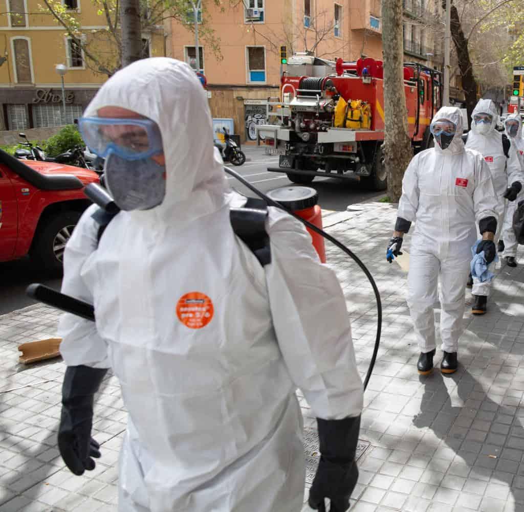Coronavirus-Spanien