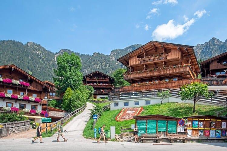 Tirol-Tourismus