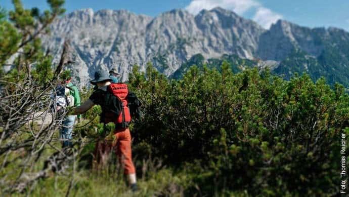 berg-urlaub-österreich-bergtour