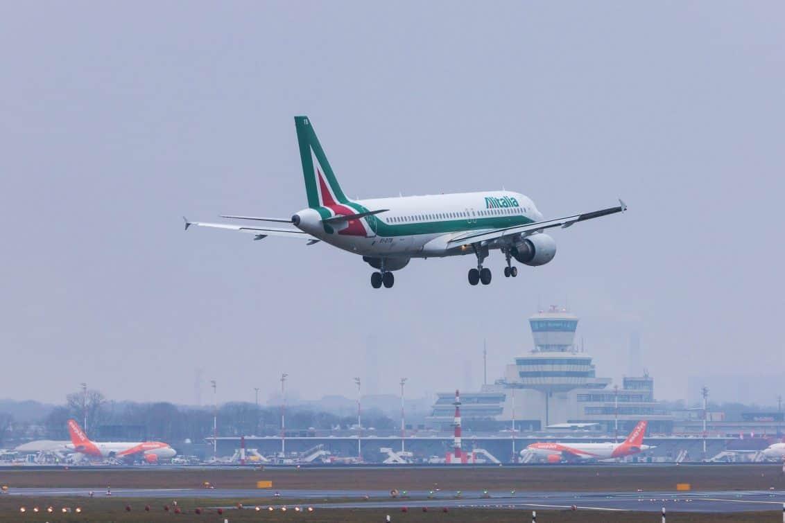Alitalia verstaatlicht Gastro-Liveticker Rolling Pin