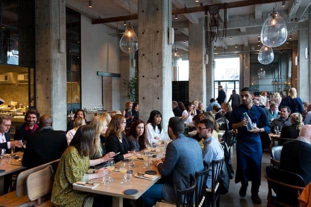 Restaurants, Pubs und Cafés werden noch eine Weile unter