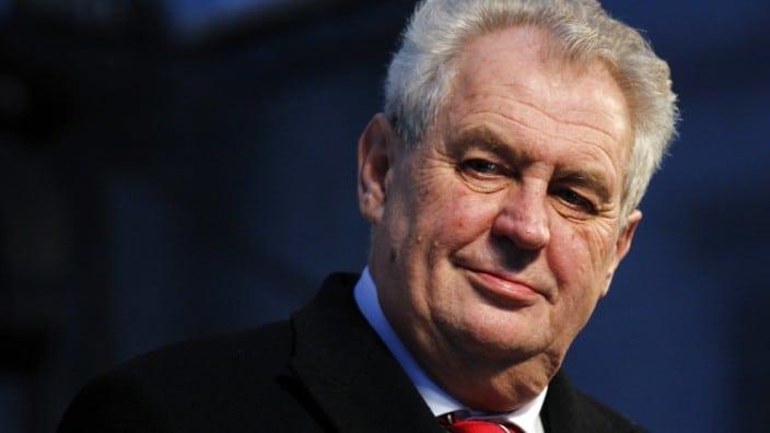 zeman-tschechien-präsident