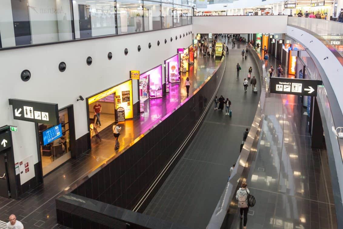 Flughafen, Tourismus, Coronavirus