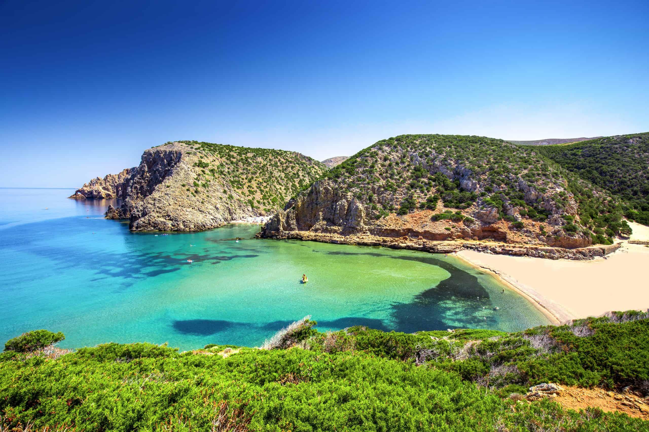 Sardinien Corona