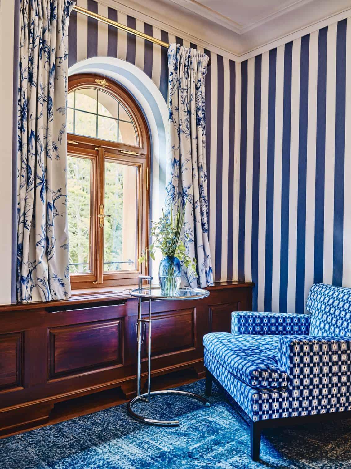 Die wunderschöne neue Villa Anna.
