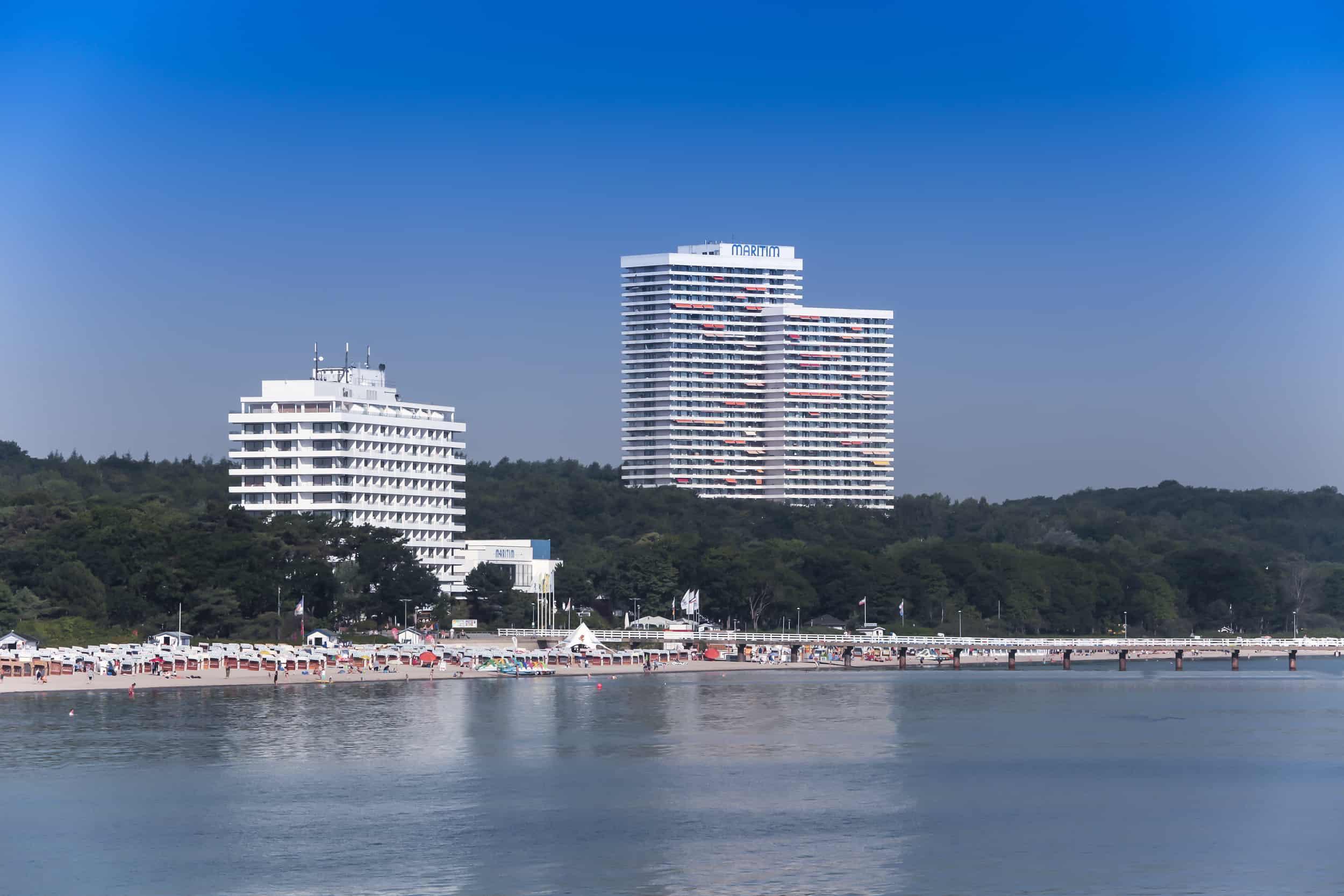 Maritim Hotel in Timmendorfer Strand